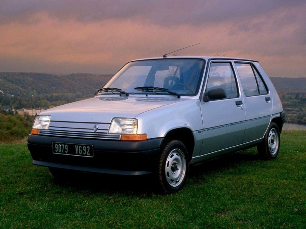 Renault 5 II