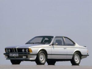 BMW 6-й серии (индекс кузова Е24)