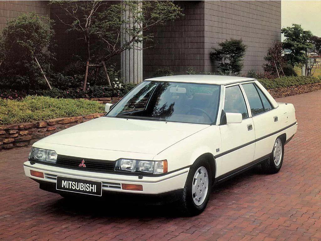 Mitsubishi Galant V