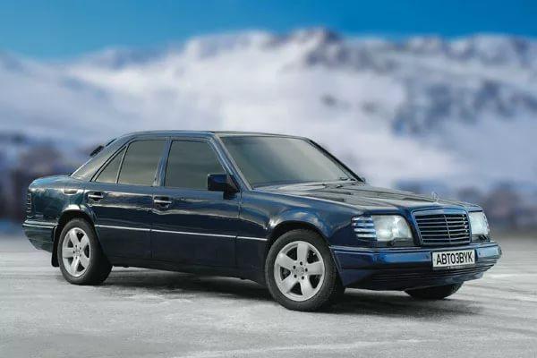Mercedes Benz 420E