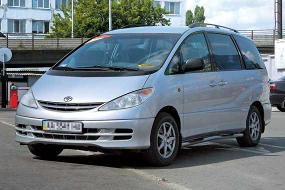 Toyota Previa II