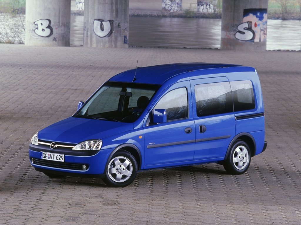 Opel Combo С