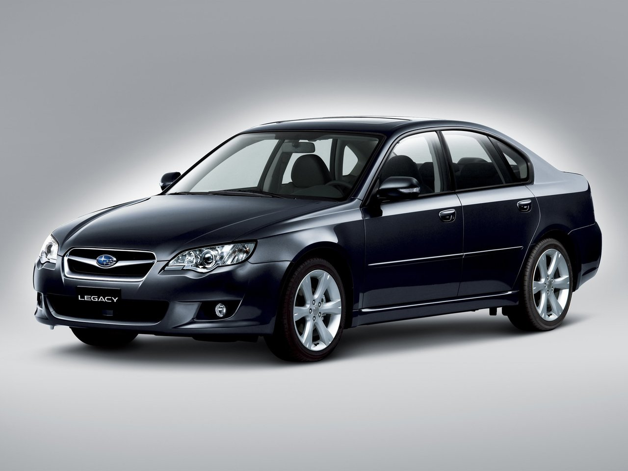 Subaru Legacy Outback IV