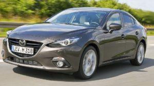 Mazda 3 III BM