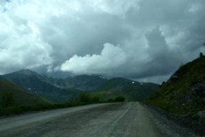 Трасса А 161 Саянский перевал