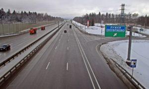 Федеральная автомобильная дорога М-9 «Балтия»