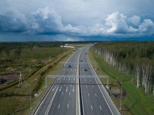 Трасса Скандинавия А 181