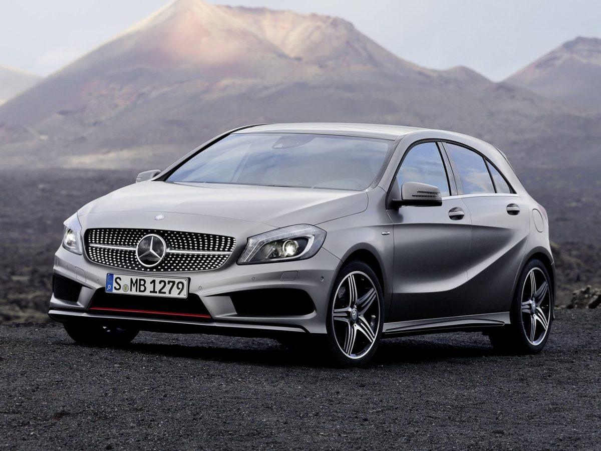 Mercedes-Benz A-klasse III W176