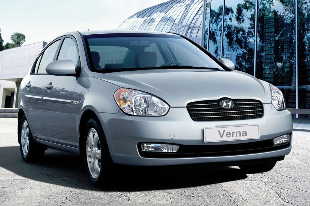 Hyundai Verna / Accent III