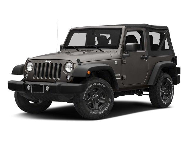 Jeep Wrangler JK III