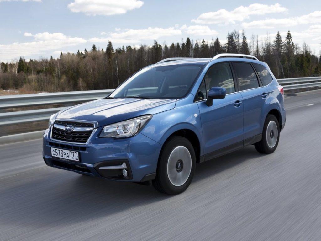 Subaru Forester IV SJ