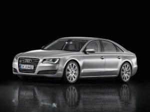 Audi A8 III (D4)