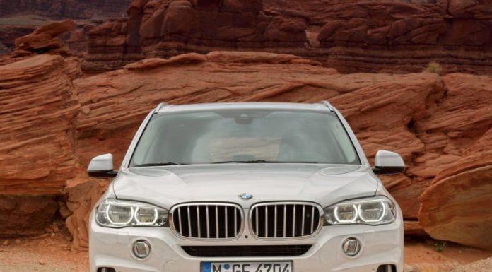 BMW X5 F15