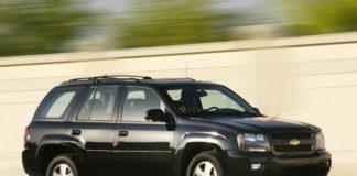 Chevrolet TrailBlazer I