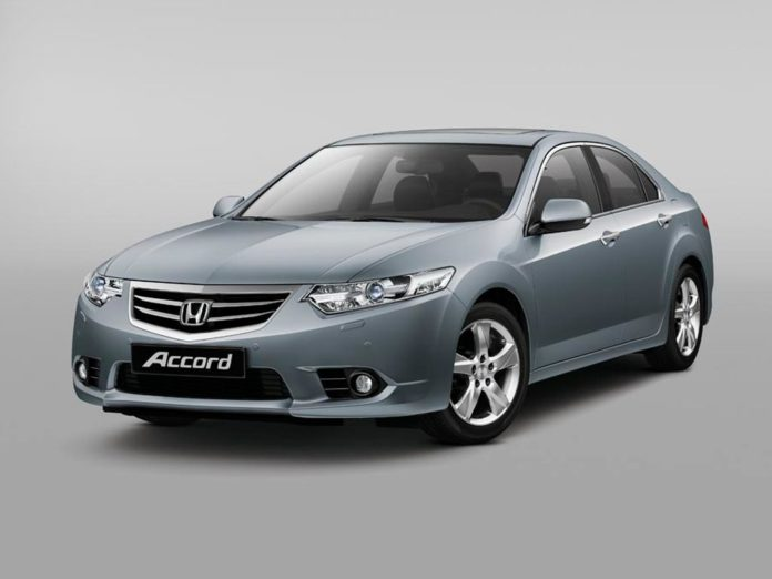 Honda Accord VIII
