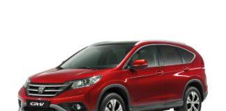 Honda CR-V IV