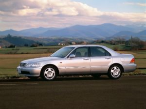 Honda Legend III (Acura RL)
