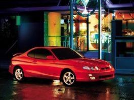 Hyundai Coupe I