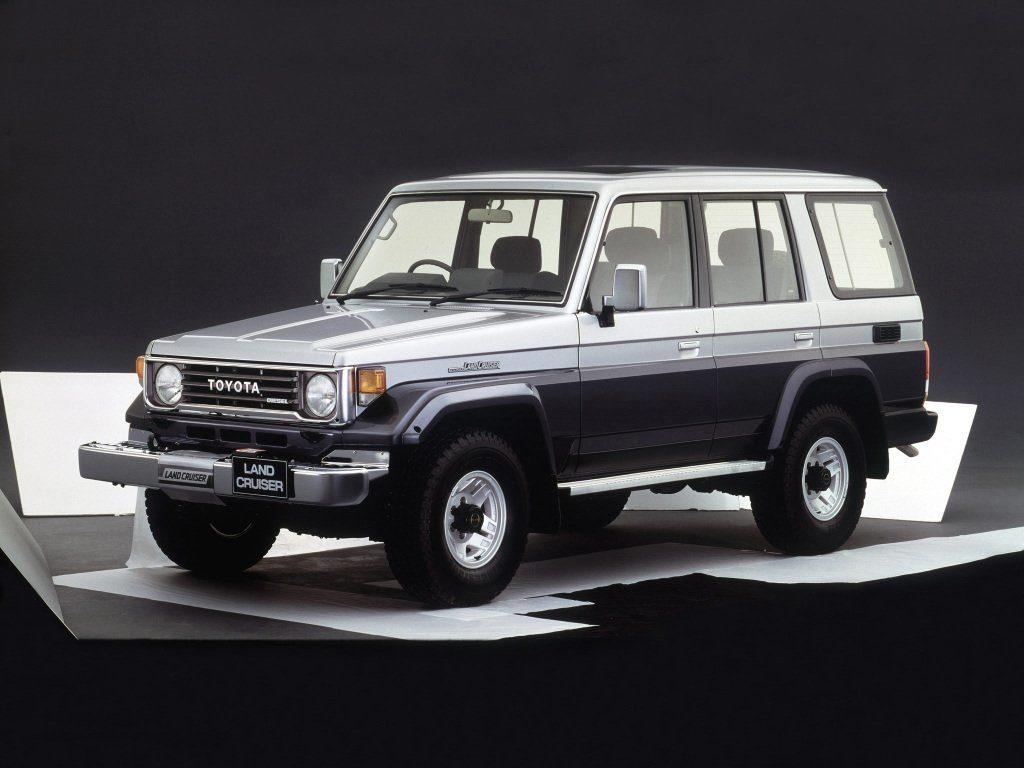 Toyota Land Cruiser 70