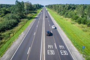Федеральная автомобильная дорога М1 «Беларусь»
