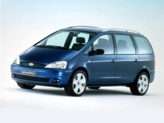Ford Galaxy I