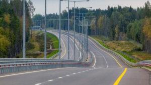 Трасса М11 особенности проезда