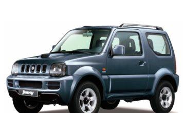 Suzuki Jimny JB43 рестайлинг 1