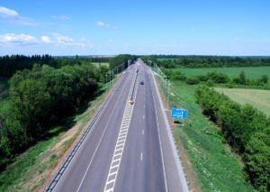 Автомобильная дорога федерального значения Р298