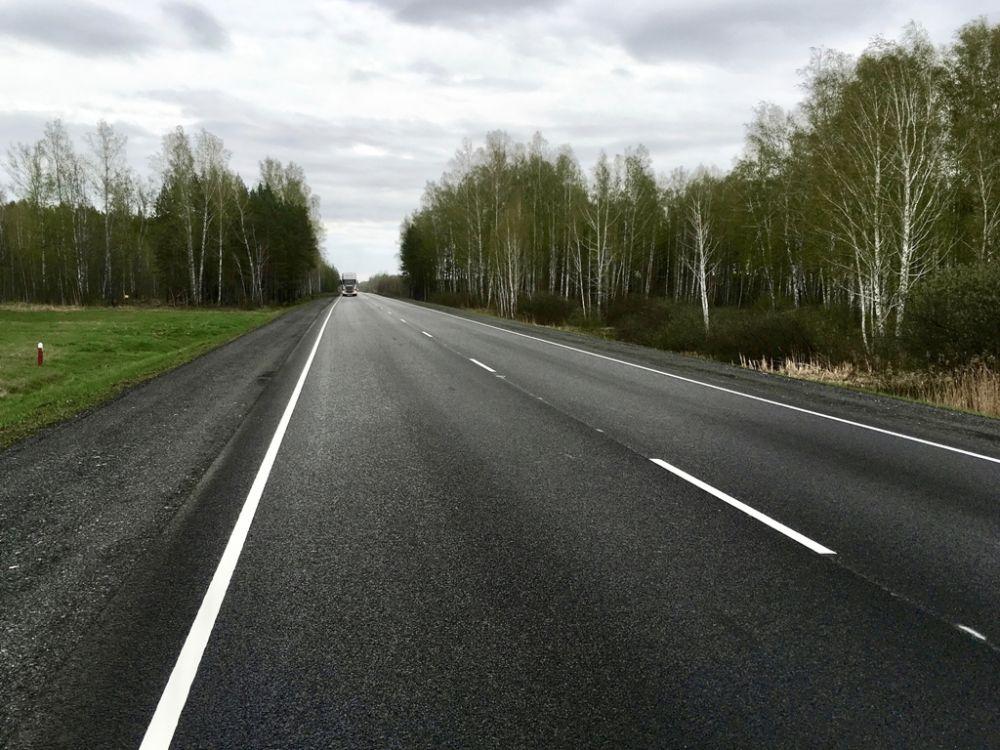 Автодорога Р-402 Тюмень — Ишим — Омск