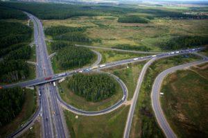 Центральная кольцевая автомобильная дорога (ЦКАД)
