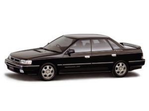 Subaru Legacy I поколение