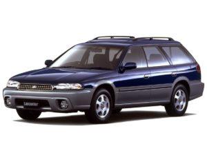 Subaru Legacy II поколение