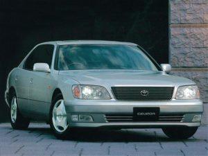Toyota Celsior UCF11