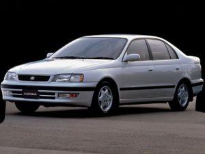 Toyota Corona IX поколение T190