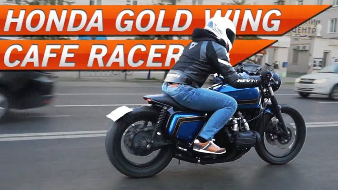 HONDA-GL1000-Gold Wing