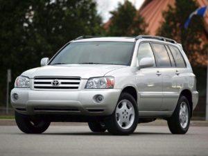 Toyota Highlander I